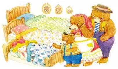Topic5 Year5 | 欢迎进入金发歌蒂和三只小熊的童话世界