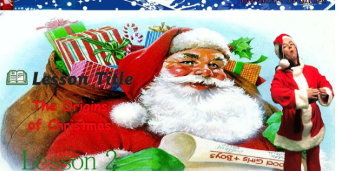 UKidSchool圣诞庆祝主题要告诉我们什么?